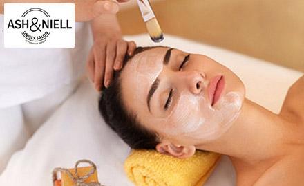 Ash & Niell Unisex Salon By Aashmeen Munjaal deal