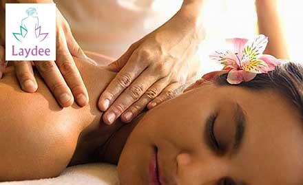Get 20% off on doorstep spa services!