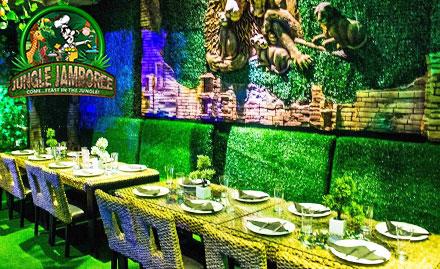 Jungle Jamboree Deal, Offer