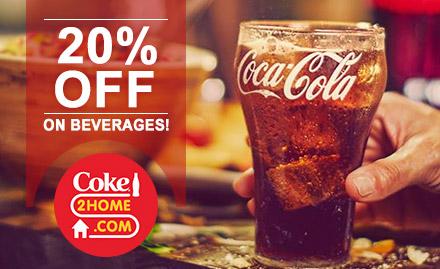 Coke2home Deal, Offer