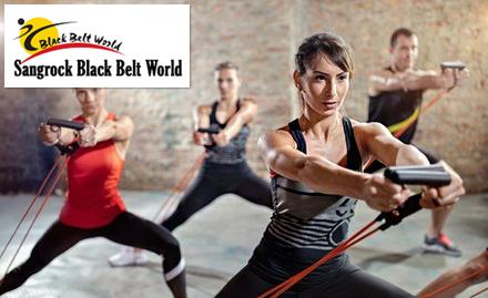 Black Belt World India deal