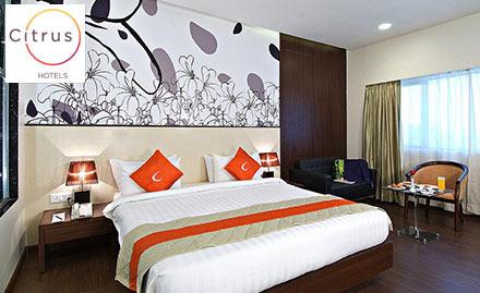 Citrus Hotels deal