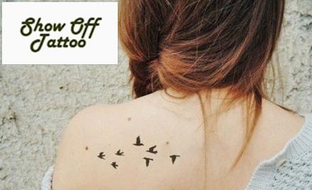 Show Off Tattoos deal