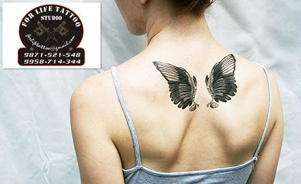 For Life Tattoo Studio deal
