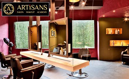 Artisans Salon deal
