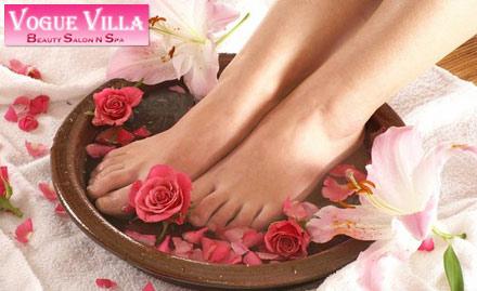 Vogue Villa Beauty Salon N Spa deal
