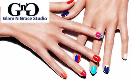 Glam N Grace Studio Unisex Salon deal