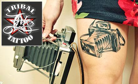 Tribal Ink Tattoos Studio deal