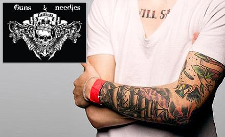 Guns N Needles Tattoos deal