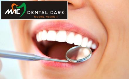 Mac Dental Care deal