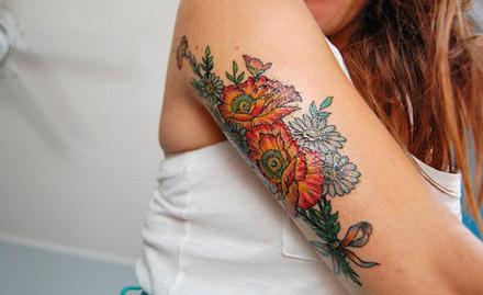 Ms. Colonist Tattoo & Piercing Studio deal