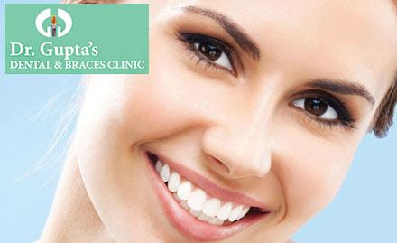 Dr. Gupta\'s Dental & Braces Clinic deal