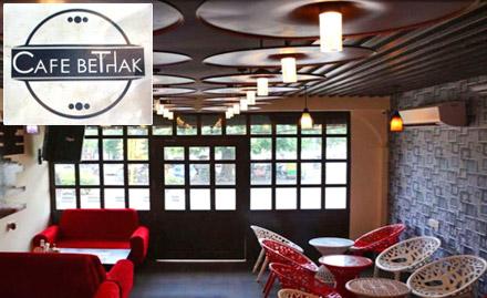 Cafe Bethak deal