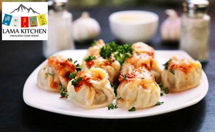 Lama Kitchen deal