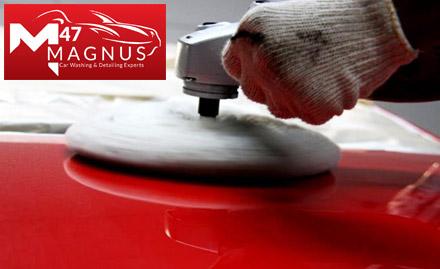 Magnus Auto Care deal