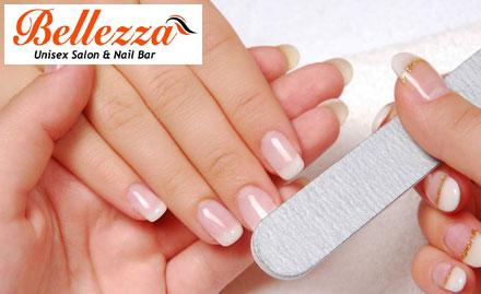 Bellezza Unisex Salon & Nail Bar deal
