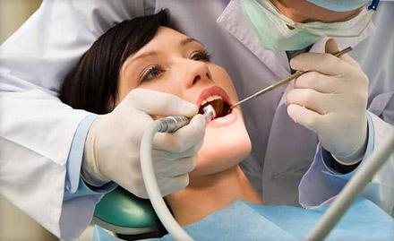 Sunny Smiles Dental Care deal