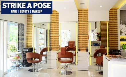 Strike A Pose Salon deal