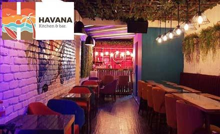 Havana Kitchen & Bar deal