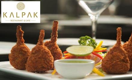 Kalpak Restaurant & Cafe deal