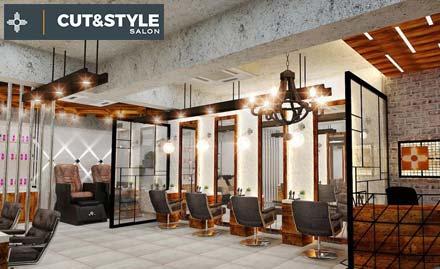 Cut & Style salon deal