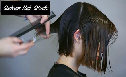 Saleem Hair Studio By Schwarzkopf deal