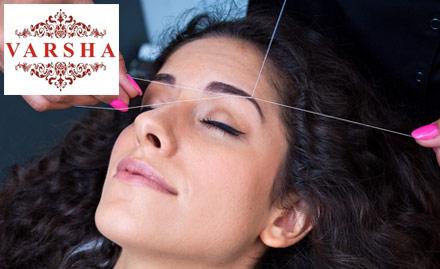 Varsha Unisex Salon deal