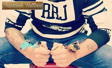 Jazz ink Tattoos