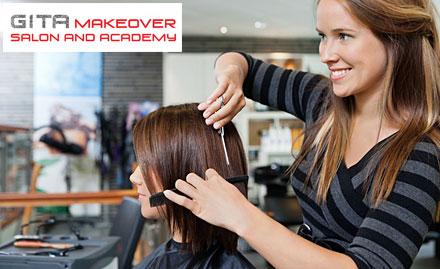 Gita Makeover Salon & Academy