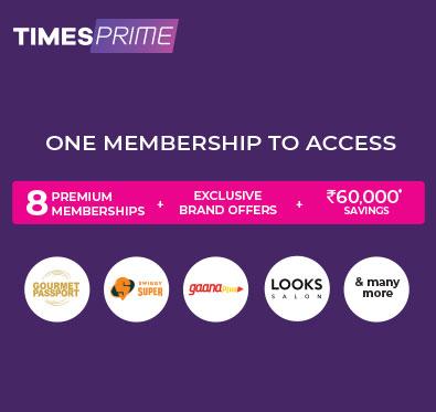 25% off membership @ Times Prime