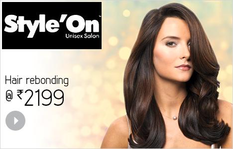 Style on Unisex Salon Deal,Offer