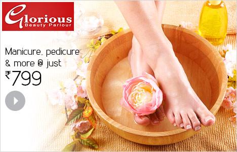 Glorious Beauty Parlour Deal,Offer